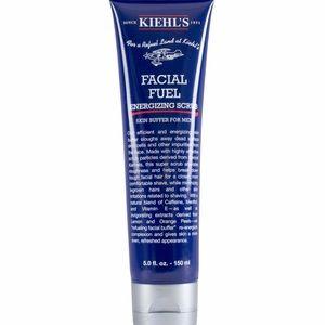 NEW Kiehl's Facial Fuel Scrub for Men 5oz